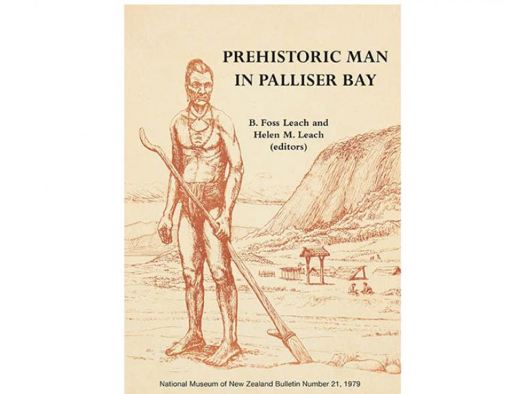 Prehistoric Man in Palliser Bay