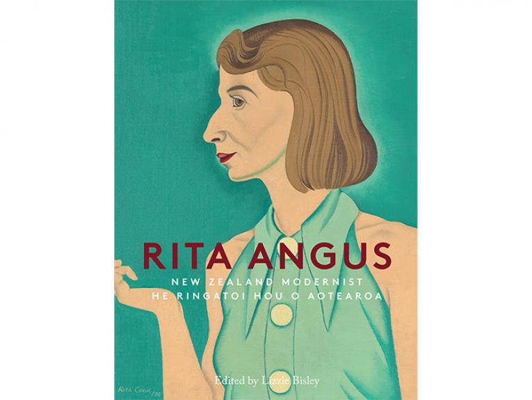 Rita Angus catalogue tile