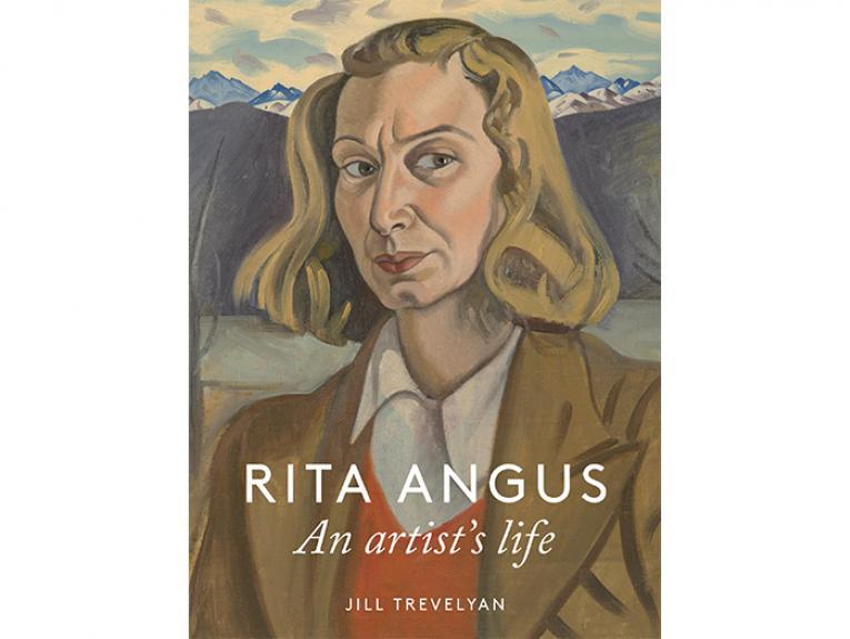Rita Angus: An Artist's Life cover