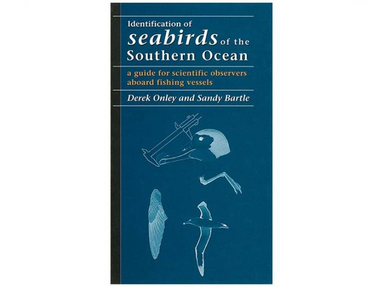 Identification of Seabirds of the Southern Ocean