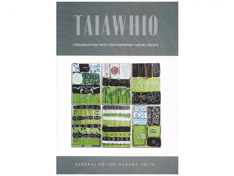 Taiāwhio: Conversations with Contemporary Māori Artists