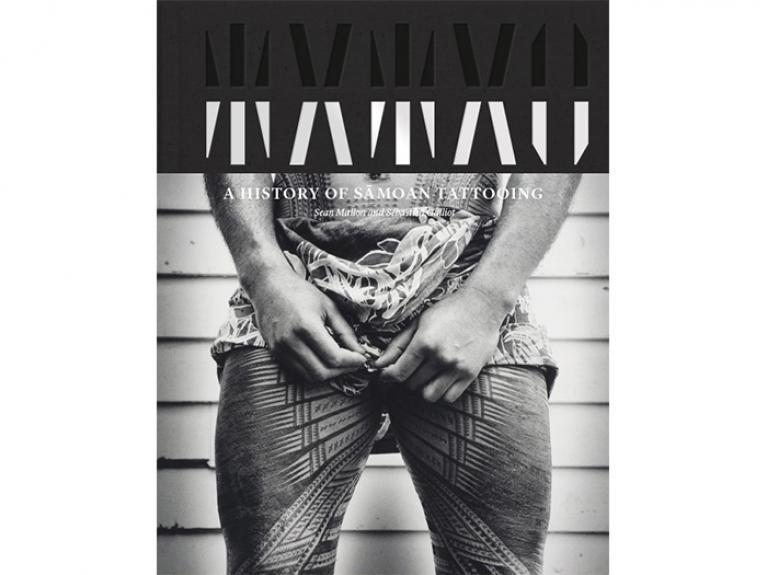 Tatau: A History of Sāmoan Tattooing pe'a cover