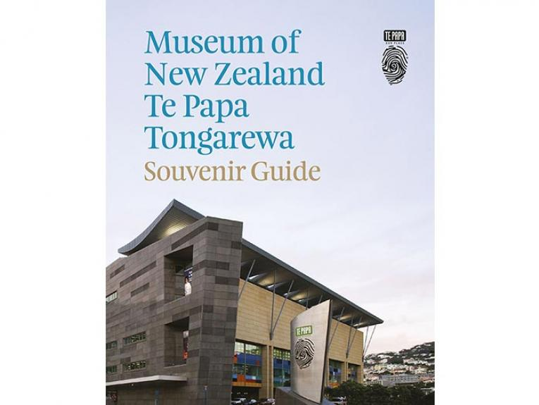 Museum of New Zealand Te Papa Tongarewa Souvenir Guide