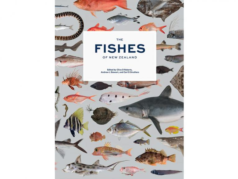 The Fishes of New Zealand, edited by Clive D Roberts, Andrew L Stewart and Carl D Struthers, 2015