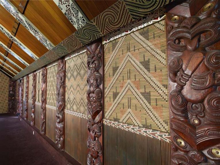 The Māori Meeting House
