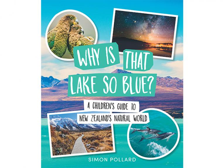 Why is That Lake So Blue?