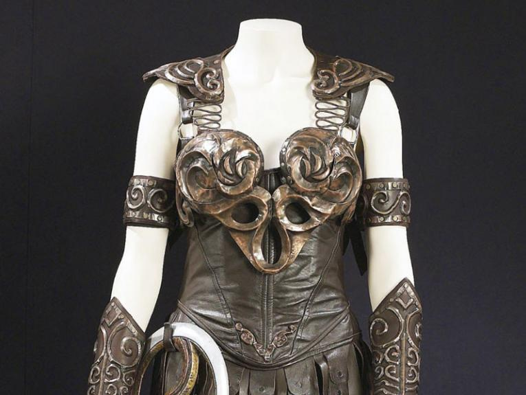 Xena's outfit