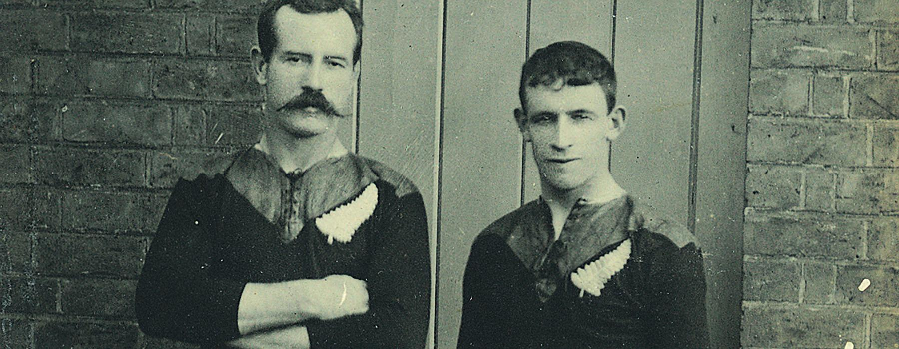 Rugby Legends: The Spirit of the Black Jersey