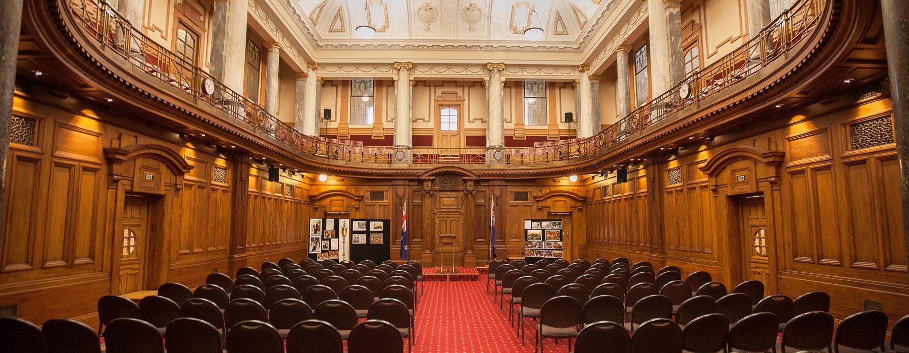 Legislative Council Chamber