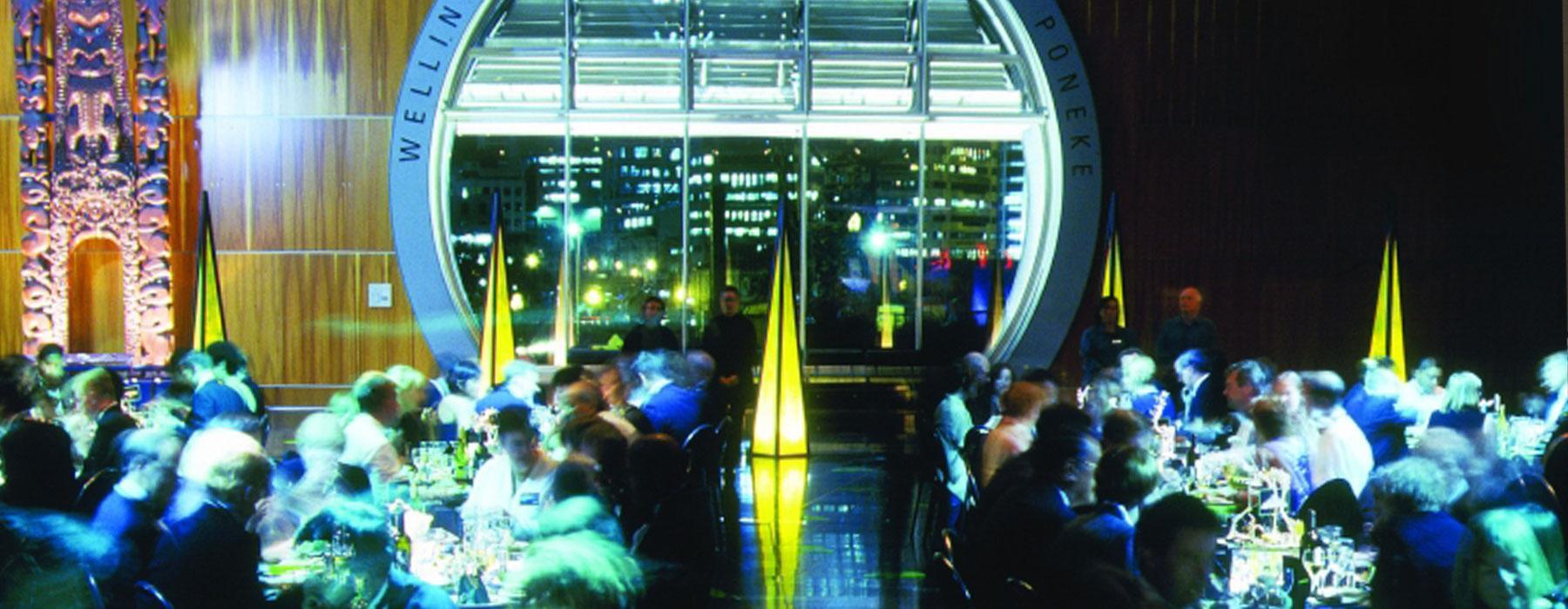 Wellington Foyer - Round window
