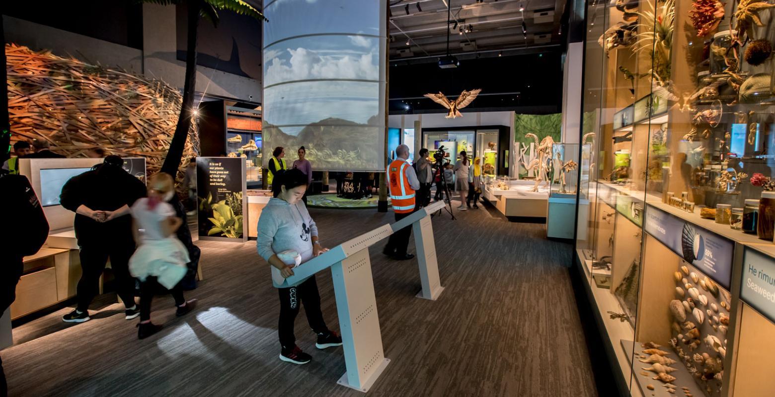 Inside the Unique NZ exhibition