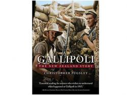 Book Gallipoli: The New Zealand Story
