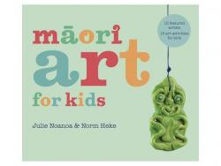 Māori Art for Kids book