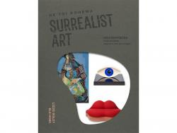 Front cover of the Surrealist Art programme