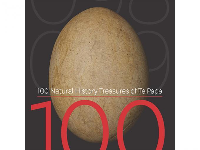 100 Natural History Treasures of Te Papa_Susan Waugh