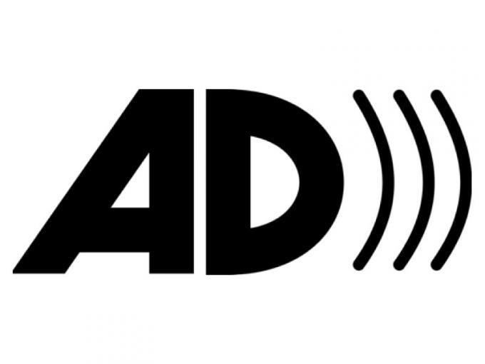 Audio description logo