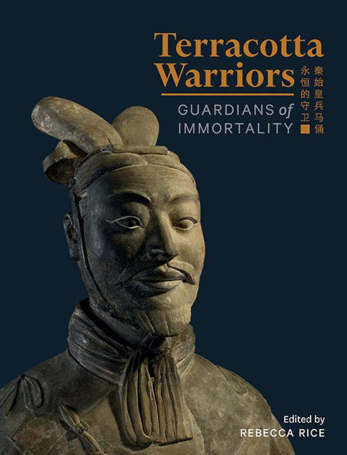 Terracotta Warriors Te Papa Press book cover