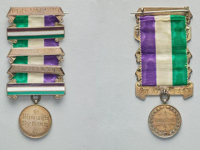 Women's Social and Political Union Medal for Valour