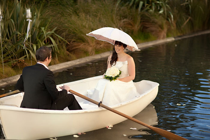 Wedding packages- boat ride